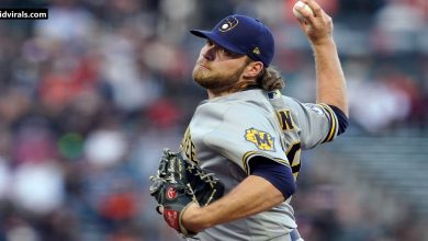 Brewers Beat Giants 3-1 sports News